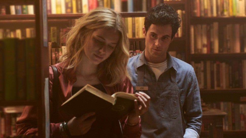 penn badgley keeps you on your toes in lifetimes