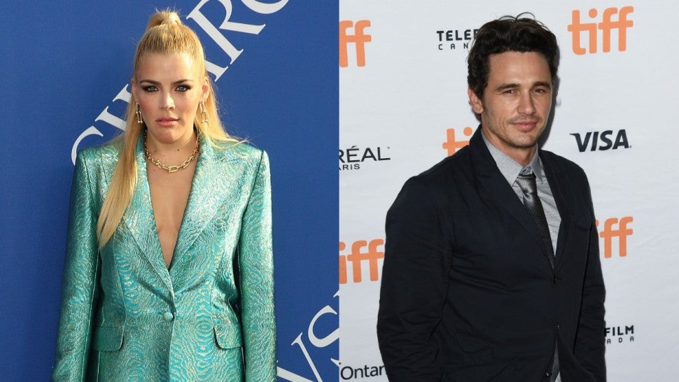 Busy Philipps Claims James Franco Assaulted Her On 'Freaks And Geeks' Set