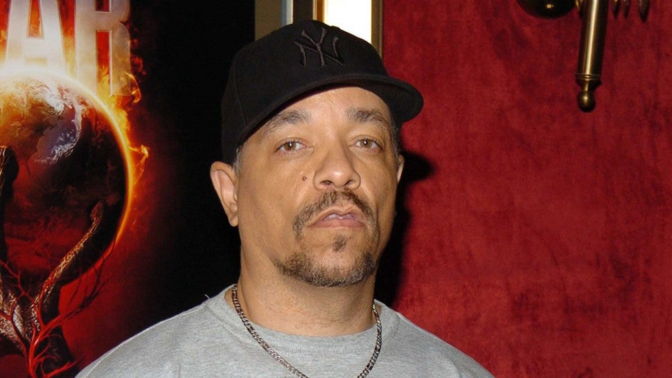 Ice-T arrested for driving through a bridge toll without paying