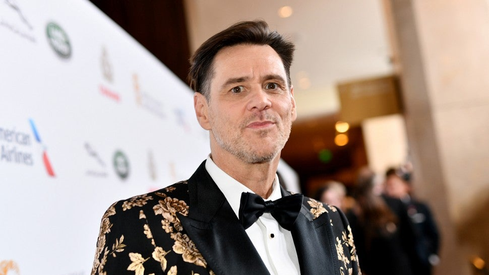 Jim Carrey Admits He Leads an 'Isolated' Life But Is Still Trying to Date