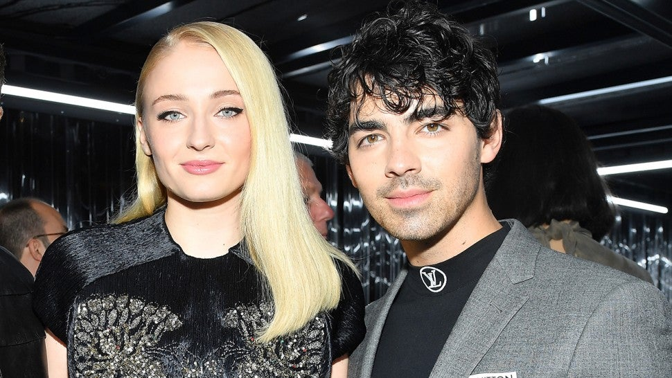 Joe Jonas and Sophie Turner's Second Halloween Costumes Are Too Perfect