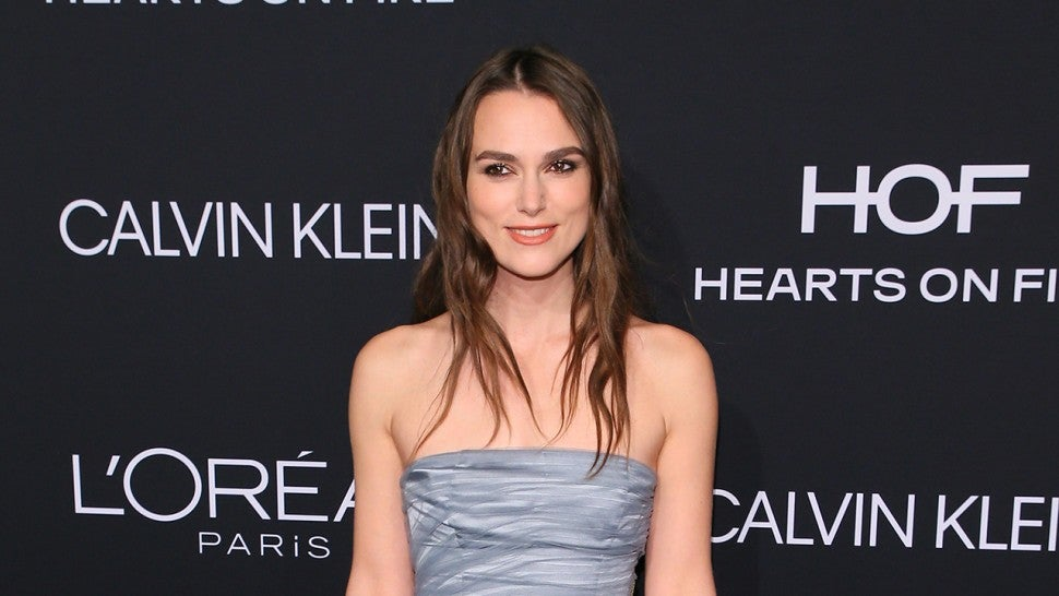 Keira Knightley 'banned' her daughter from two Disney princess films