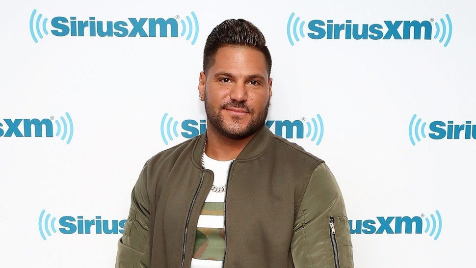 Jersey Shore' Star Ronnie Ortiz-Magro and Jen Harley Celebrate Her ...