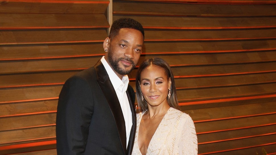 Jada Pinkett Smith cried for 45 days straight during marriage woes