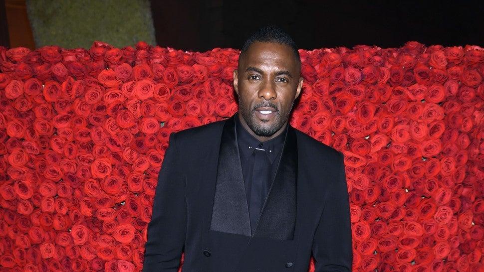 Idris Elba Named Sexiest Man Alive 2018