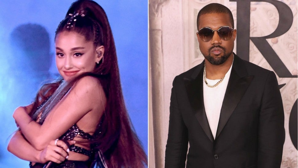 Ariana Grande Slightly Shades Kanye West After Pete Davidson's Public Digs