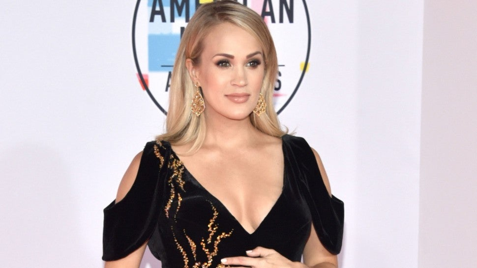 carrie underwood 2018 amas