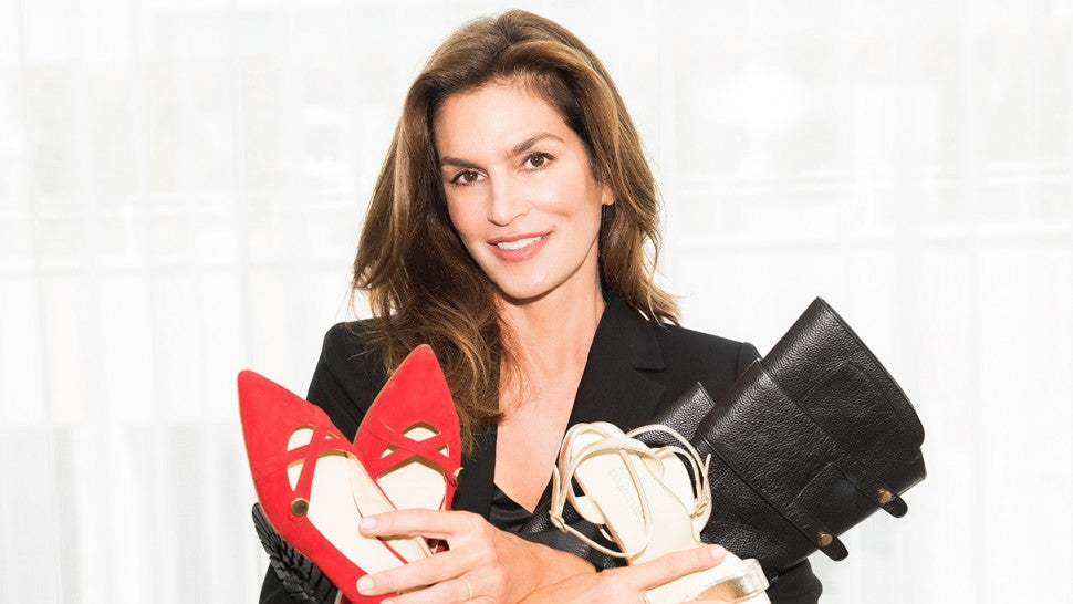 Meghan Markles Favorite Footwear Line & Cindy Crawford