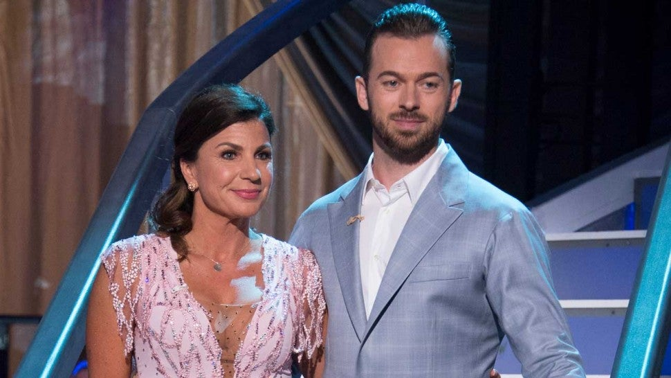 'Dancing With the Stars' duo Danelle Umstead and Artem Chigvintsev
