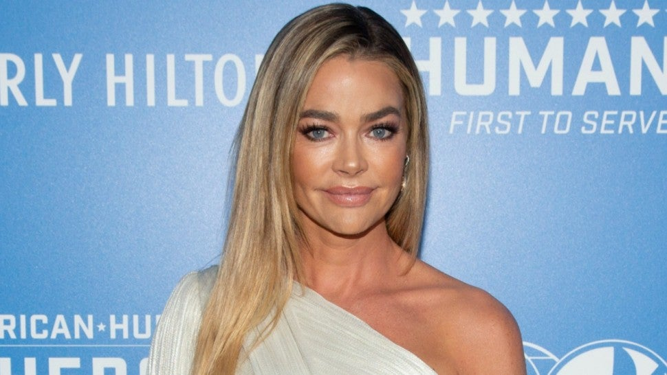 840e60ef273 Denise Richards Shares Sweet Photo of Her 3 Daughters on Her Wedding ...