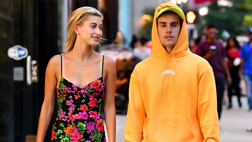 1c256cc10916a Justin Bieber Has a New Face Tattoo -- And Hailey Baldwin Reportedly Got  One to Match