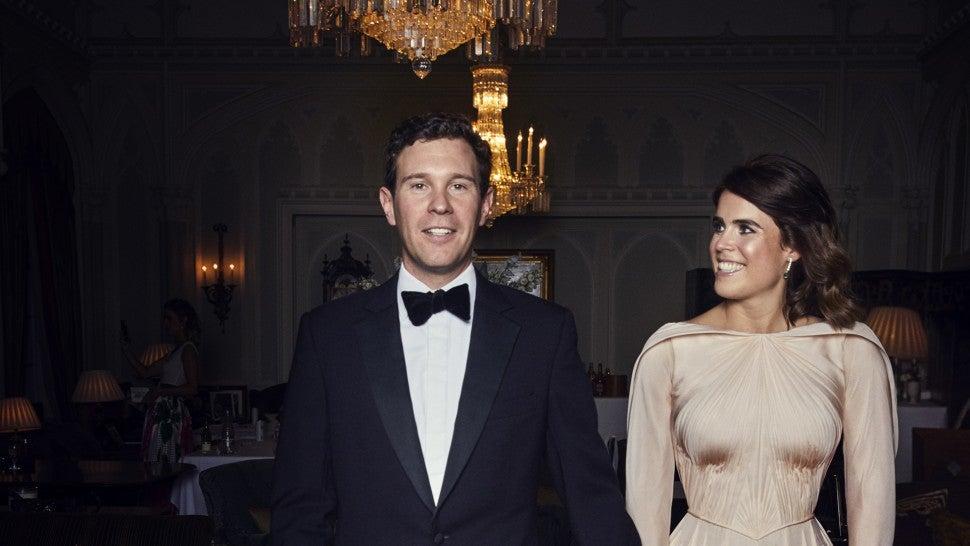 Le mariage royal de la princesse Eugénie et Jack Brooksbank