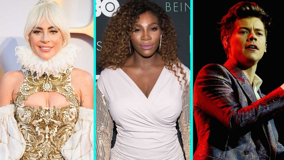 Gaga, Serena Williams, Styles and Gucci star to host Met gala