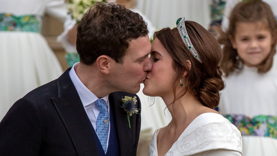 Princess Eugenie's Royal Wedding: All the Must-See Moments