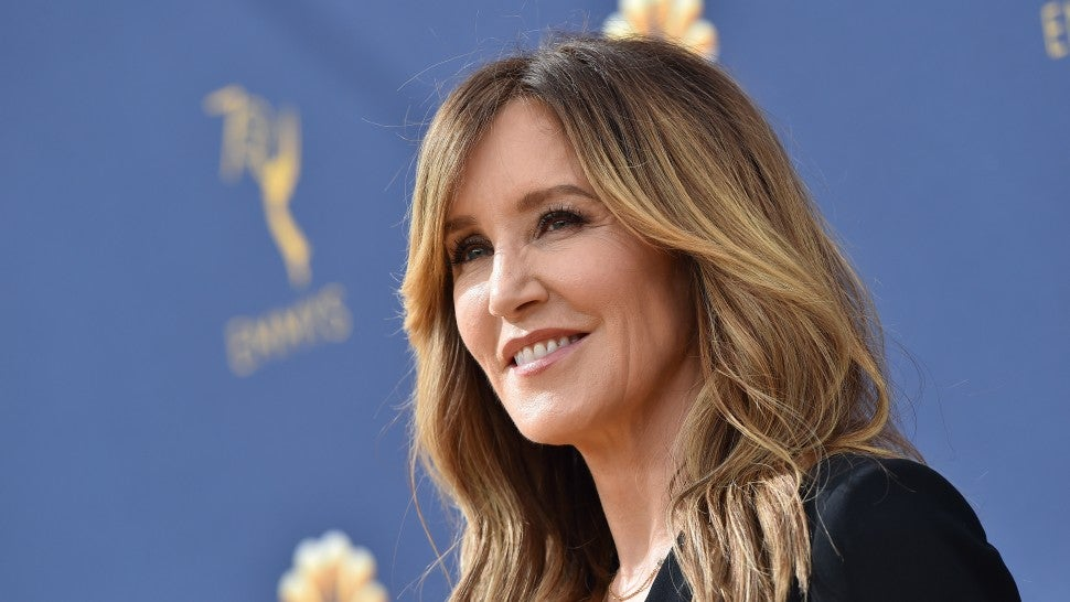 Felicity Huffman's Daughter Sofia Puts College Plans on Hold Amid Admissions Scandal