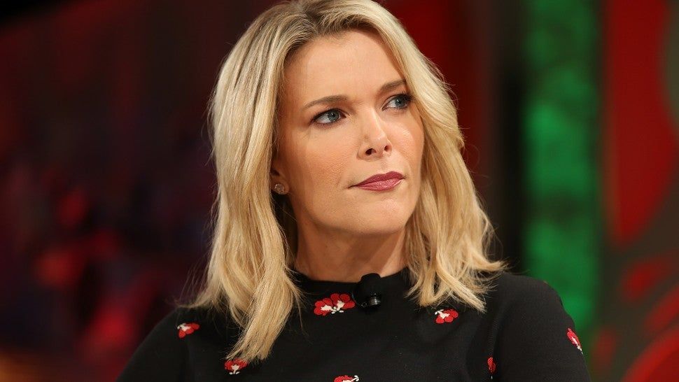 Megyn Kelly OUT at NBC