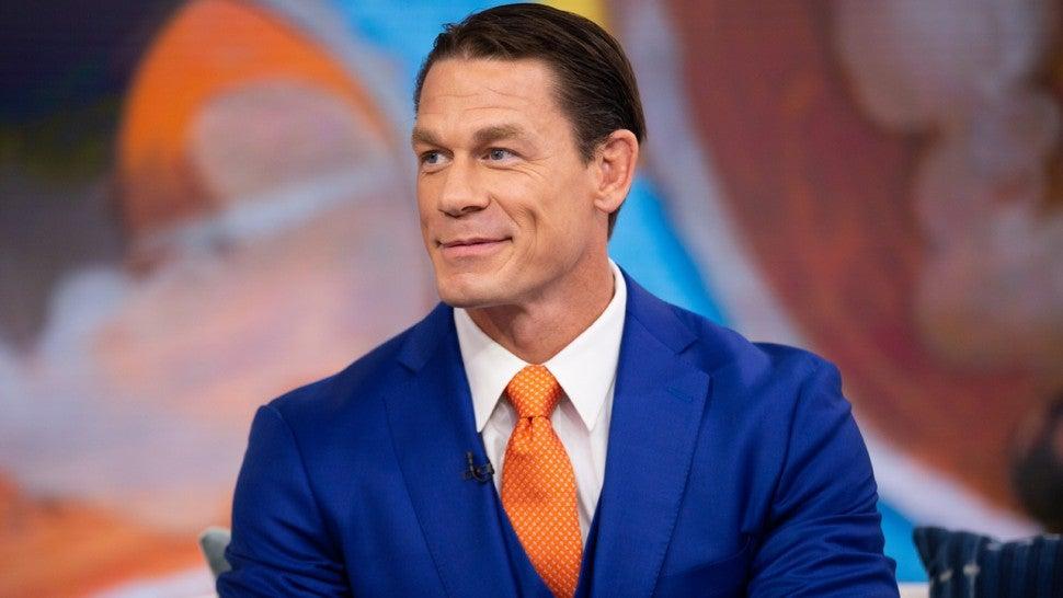 John Cena Plays Coy About His Dating Life Since Nikki Bella