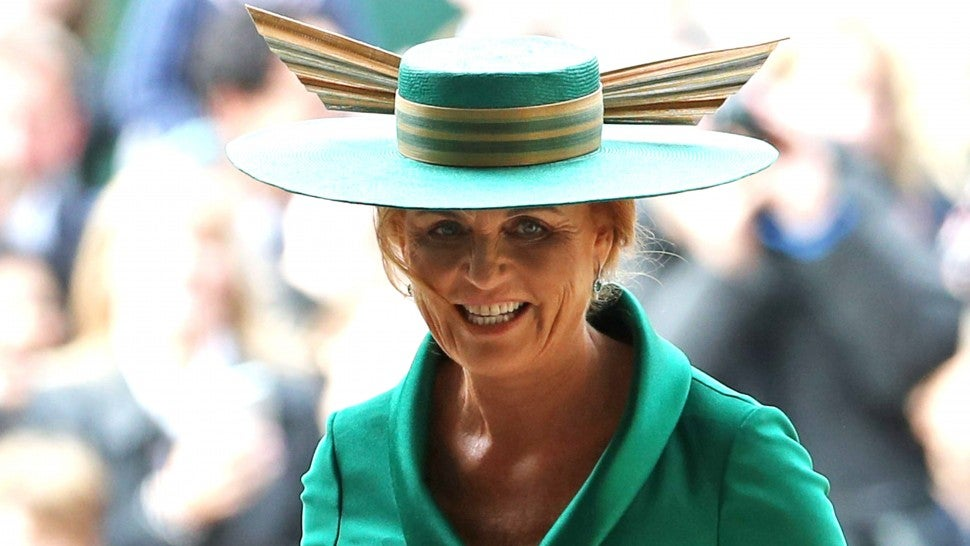 Sarah Ferguson Royal Wedding
