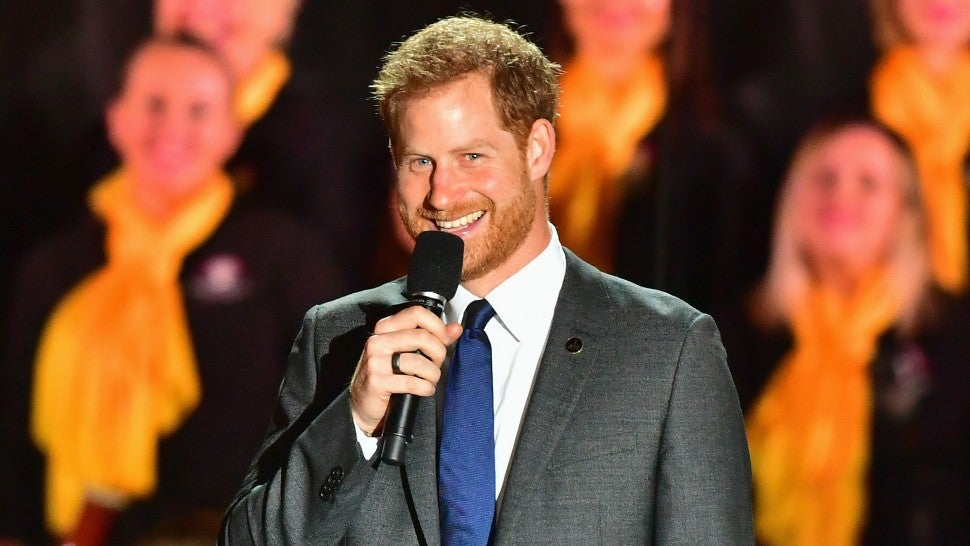 Prince Harry urges Meghan to