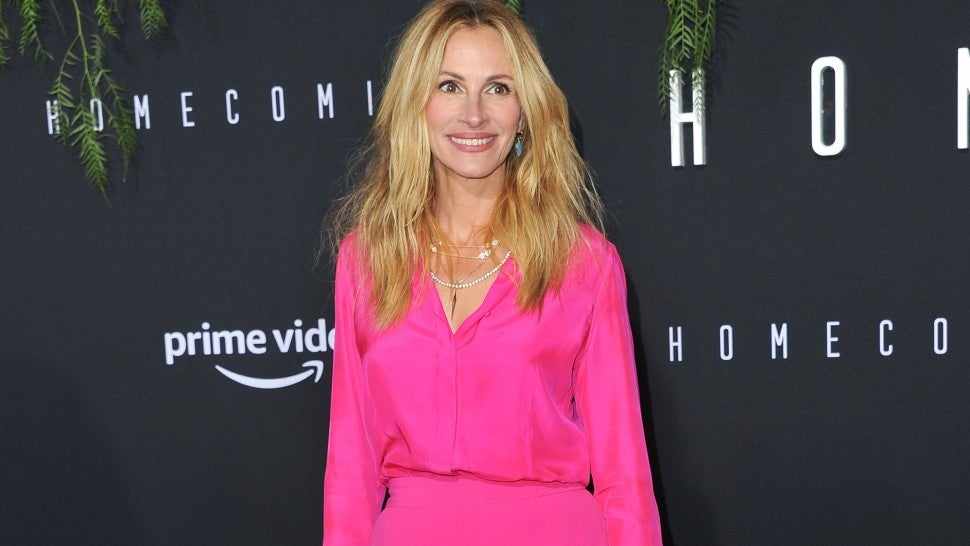 Julia Roberts Reveals How a Bathroom Encounter Made Her Realize She Was Famous