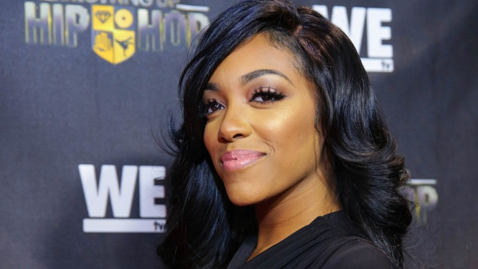 Porsha Williams & Fiancé Dennis McKinley Welcome Baby PJ To The World!