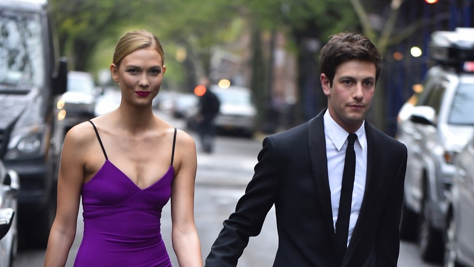 Model Karlie Kloss got married and we're obsessed with her dress