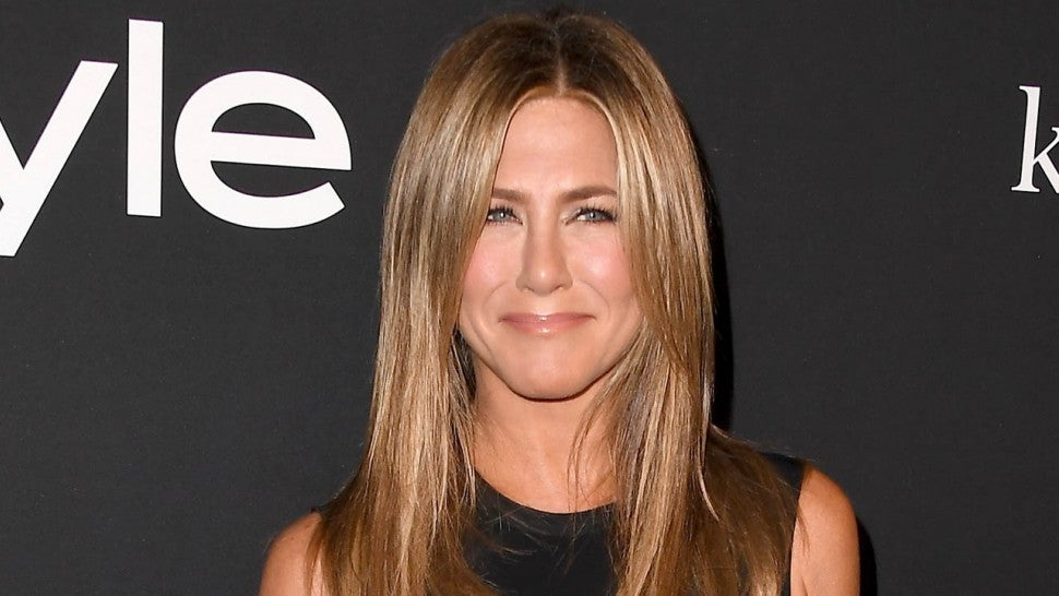 Jennifer Aniston Says The Rachel Haircut Was Not Easy To Maintain