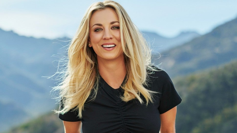 Kaley Cuoco Says She Doesn T Need Husband Karl Cook When It Comes