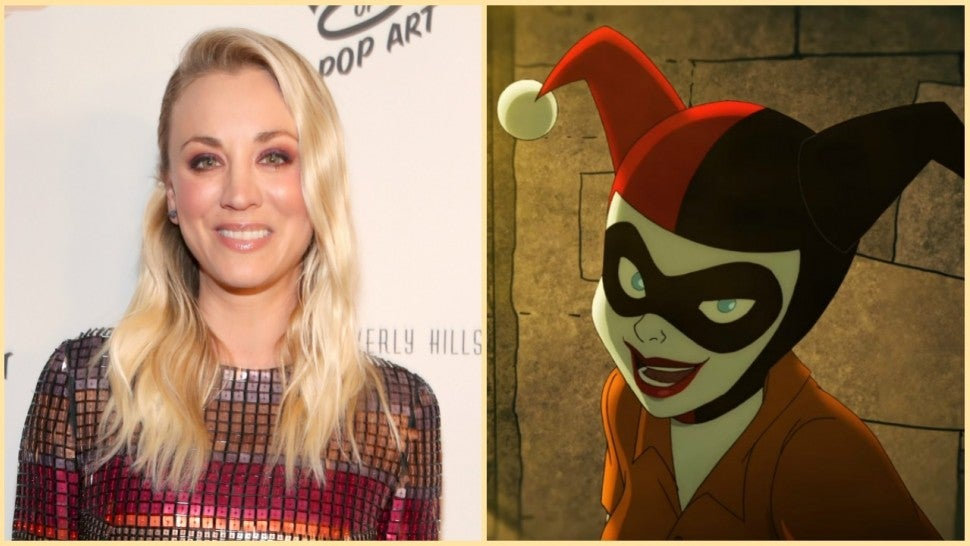 Kaley Cuoco to Voice Harley Quinn on DC Universe Series