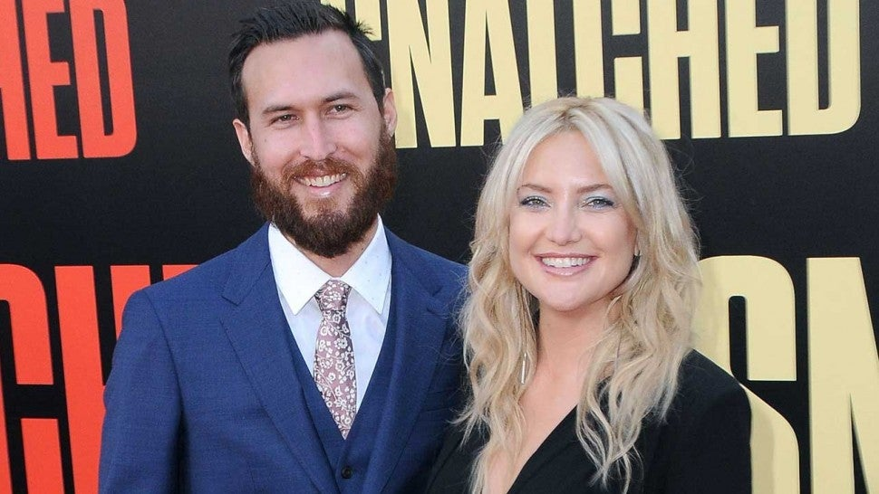 Actress Kate Hudson and boyfriend Danny Fujikawa