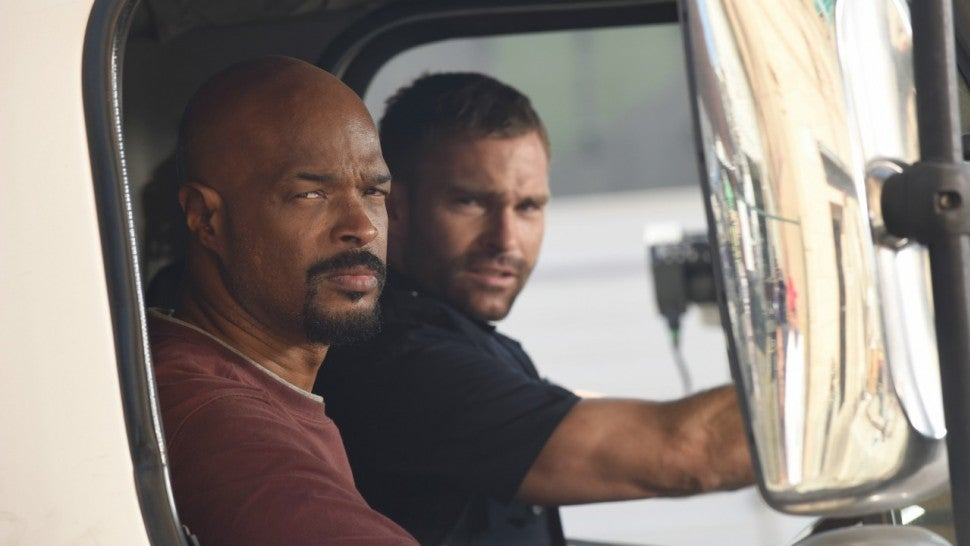 Damon Wayans announces exit from 'Lethal Weapon'