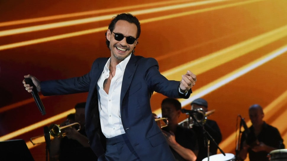Marc Anthony to Receive iHeartRadio Premio Corazón Latino Award at 2018 Fiesta Latina (Exclusive)
