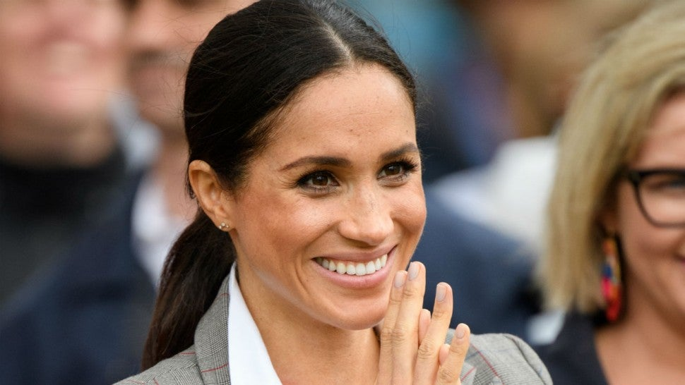 Prince Harry gushes about wife Meghan during opening ceremony
