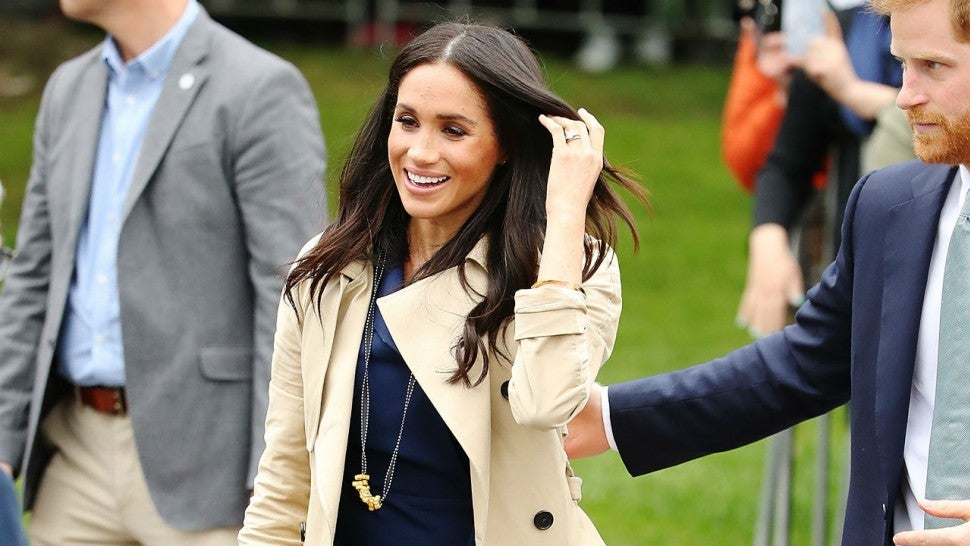 Meghan Markle Gladly Wears Handmade Pasta Necklace Gifted to Her From a Little Boy