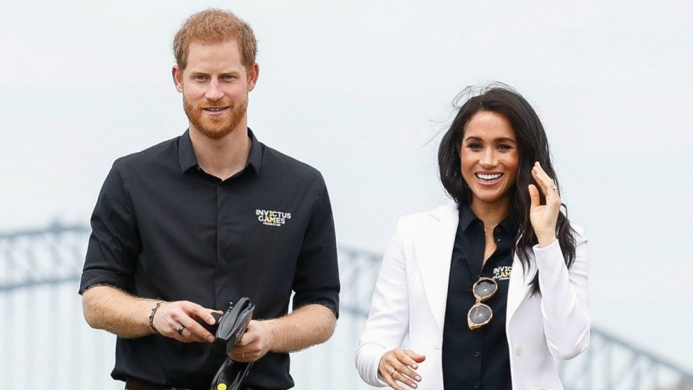 The female bodyguard protecting Meghan Markle and Prince Harry