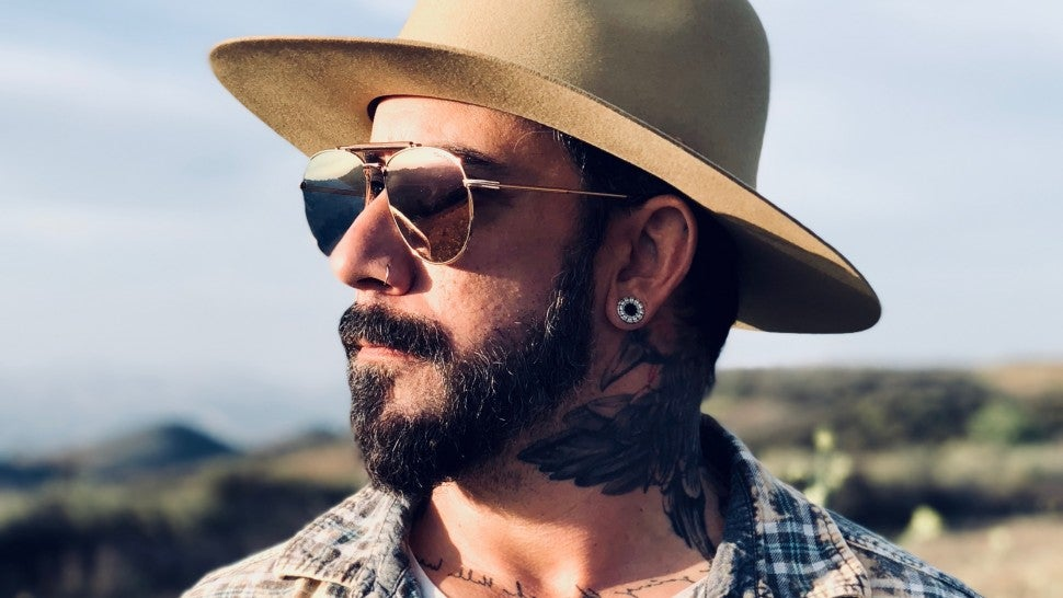 AJ McLean on Finally 'Growing Up' Amid Fatherhood, 'Constant' Battle With Alcohol & New Solo Music (Exclusive)