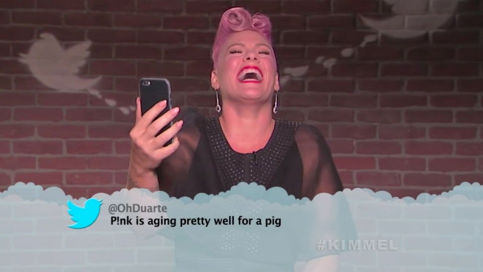 Luke Bryan, Gwen Stefani and More Take the Heat in 'Mean Tweets'