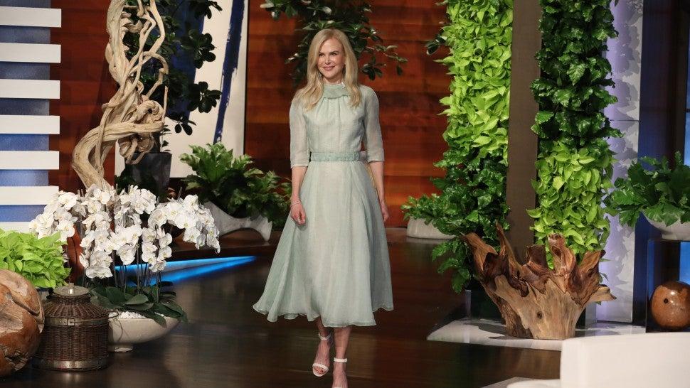 Nicole Kidman Dishes On 'Big Little Lies' Season 2 With Ellen DeGeneres