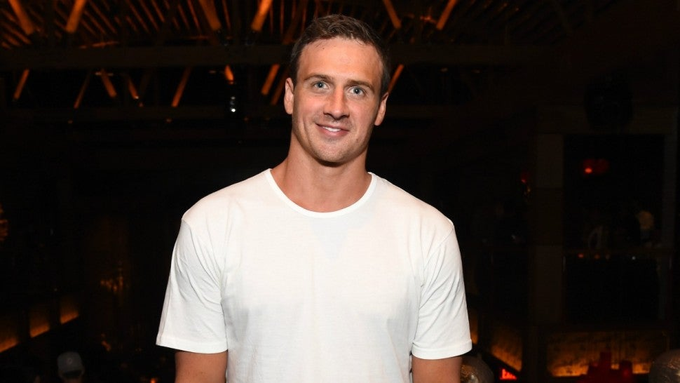 Ryan Lochte moves in with Playboy model girlfriend
