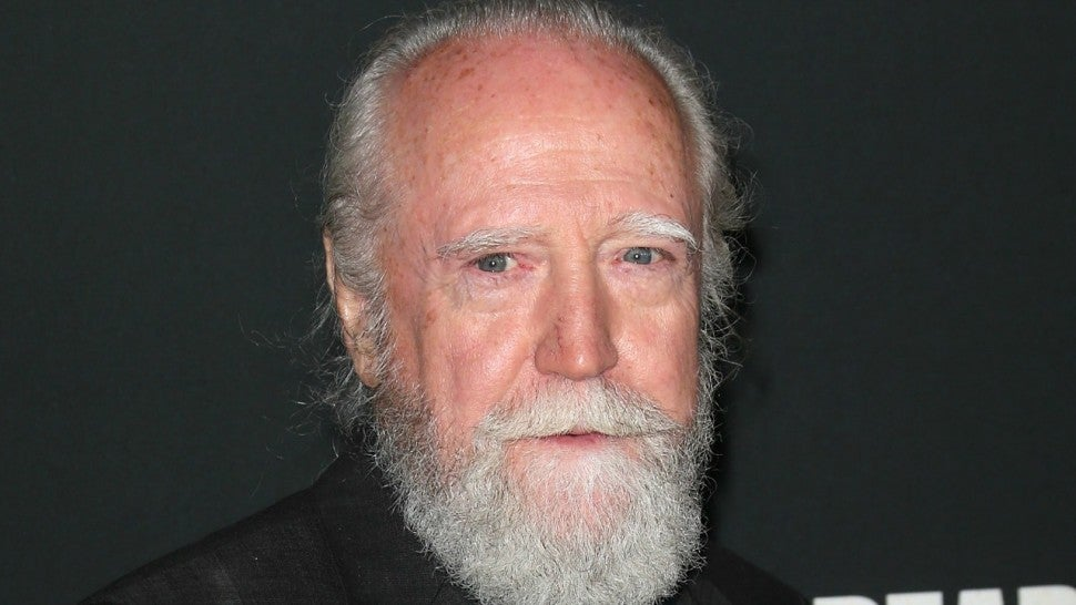 'Walking Dead' actor Scott Wilson dies