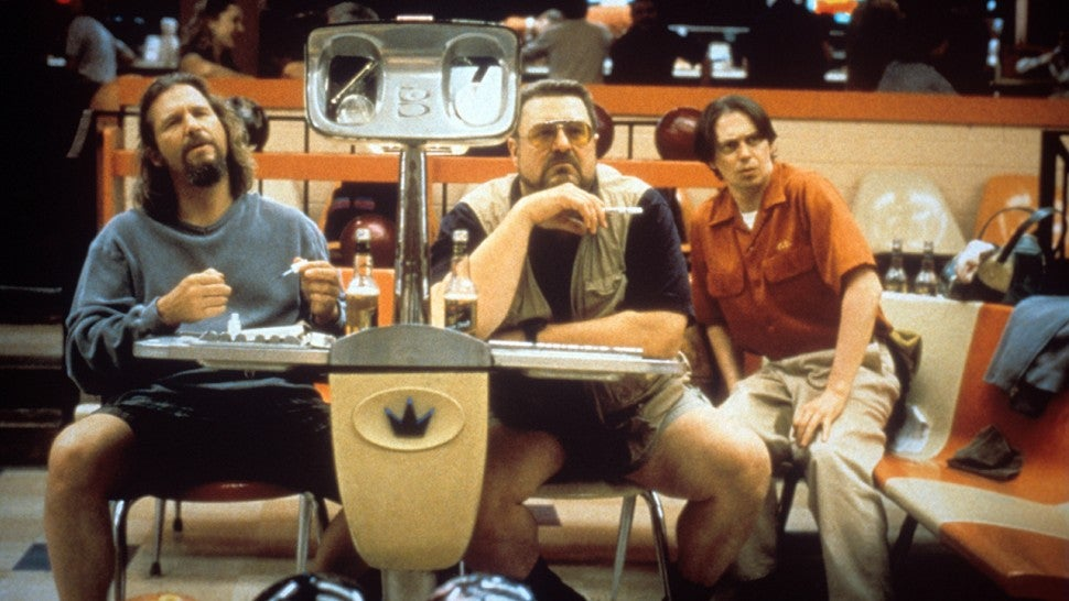 The Big Lebowski\' Stars Jeff Bridges, John Goodman and Steve Buscemi ...