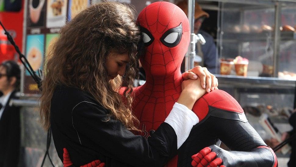 Kostum Baru Spider-Man: Far From Home