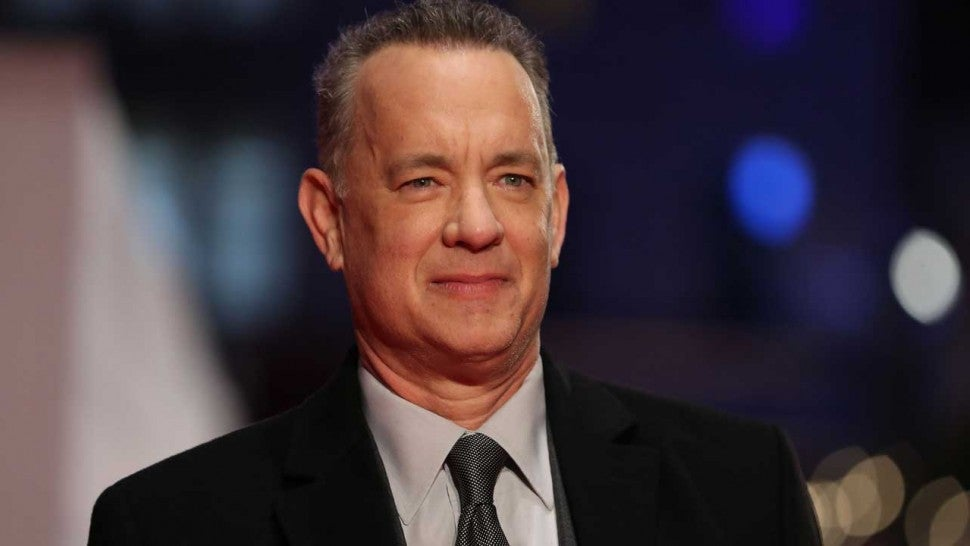 Sound mixer working on Tom Hanks film dies after fall from balcony