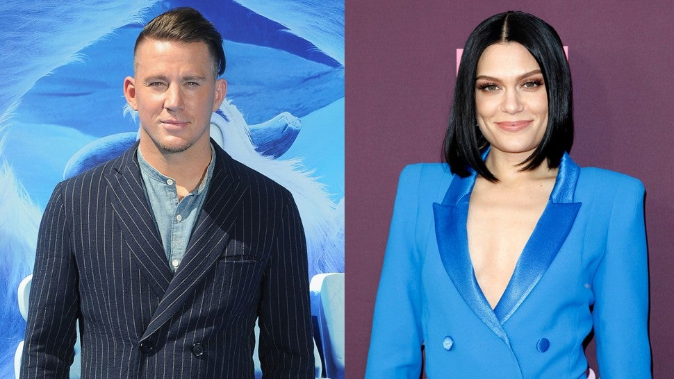 Channing Tatum & Jessie J: New Couple Alert?!