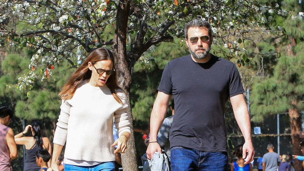 Ben Affleck and Jennifer Garner Are Officially Divorced