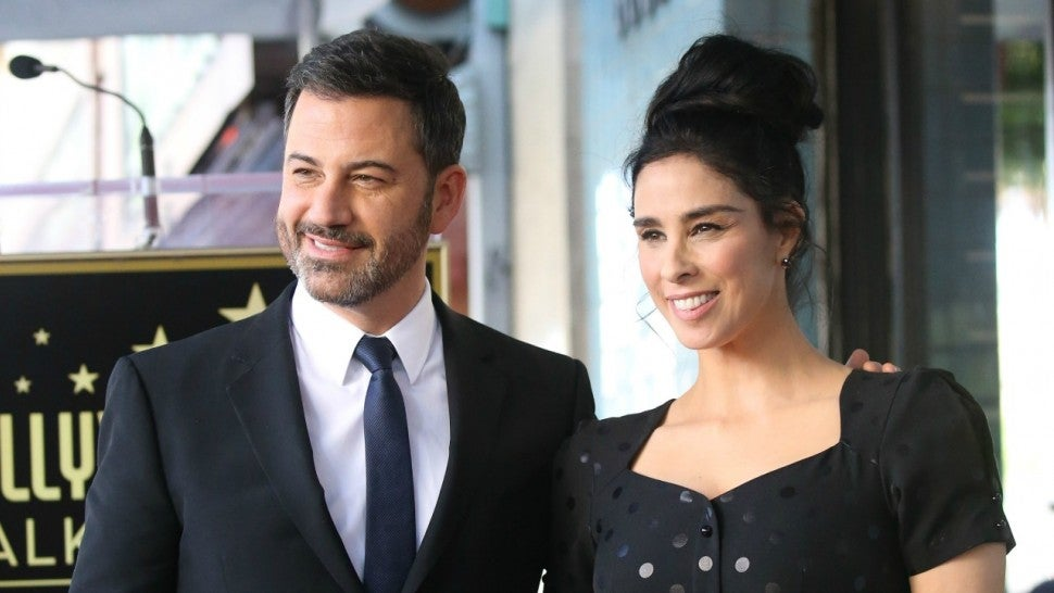 Jimmy Kimmel Jokes About Sarah Silverman Fking Matt Damon During