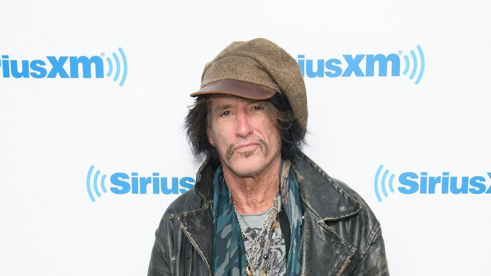 Joe Perry says he is 'doing well' after hospitalisation