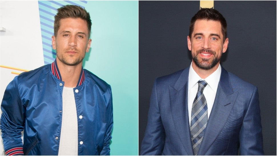 Jordan Rodgers Publicly Shades Aaron in Latest Family Feud Drama