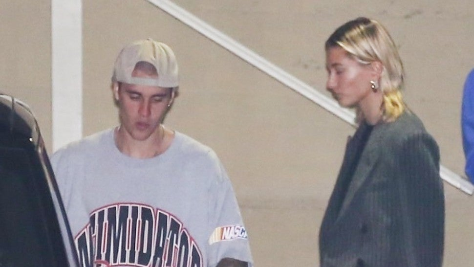 Justin Bieber spotted crying in public again with wife Hailey Baldwin