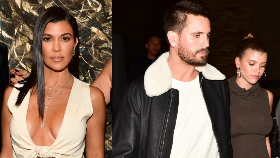 Apologise, but, Scott disick and kourtney kardashian agree, this